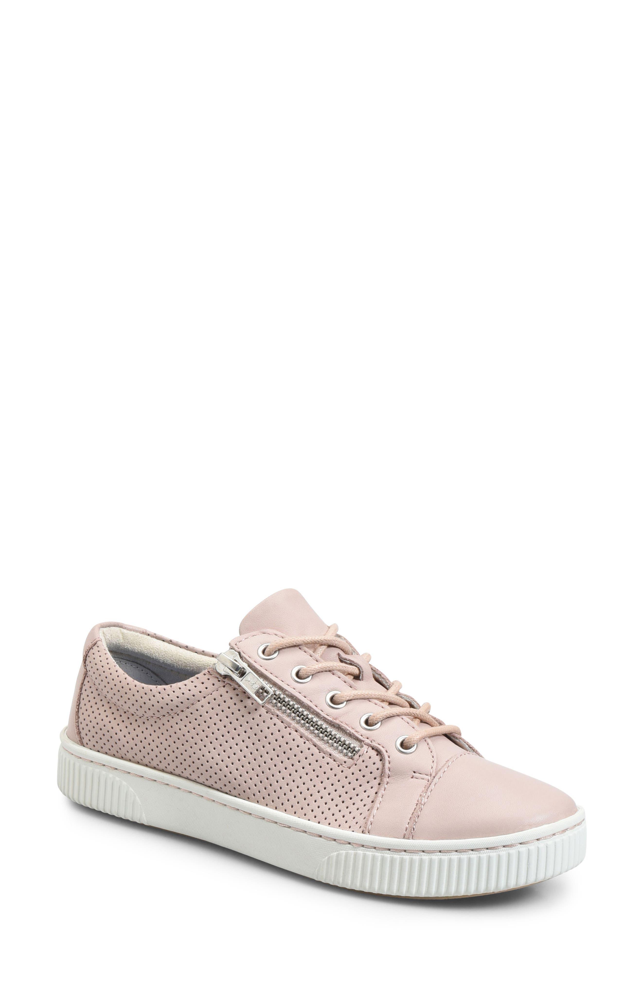 B?rn Tamara Perforated Sneaker- Pink