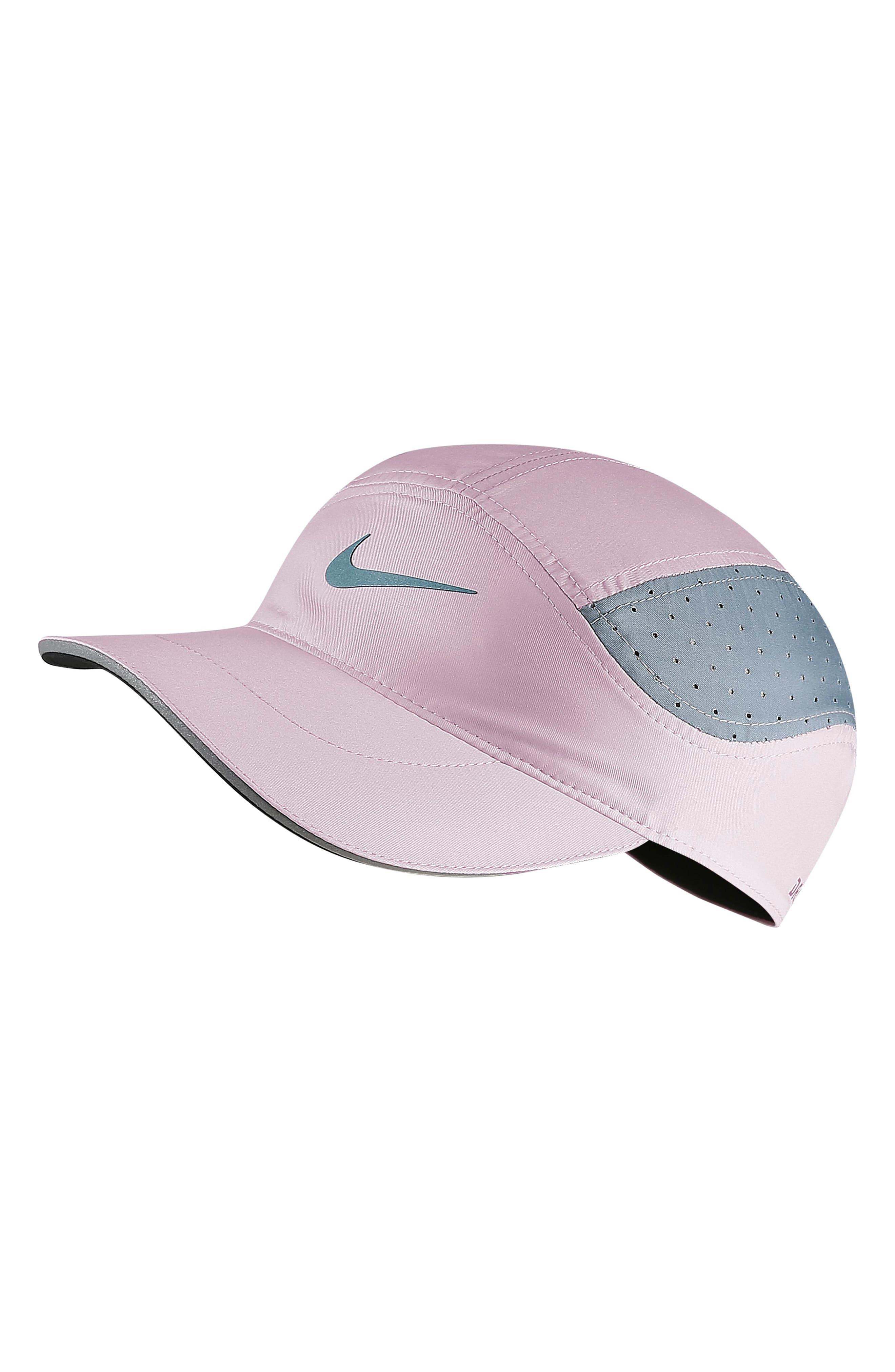 Tailwind Aerobill Cap, Main, color, PINK FOAM