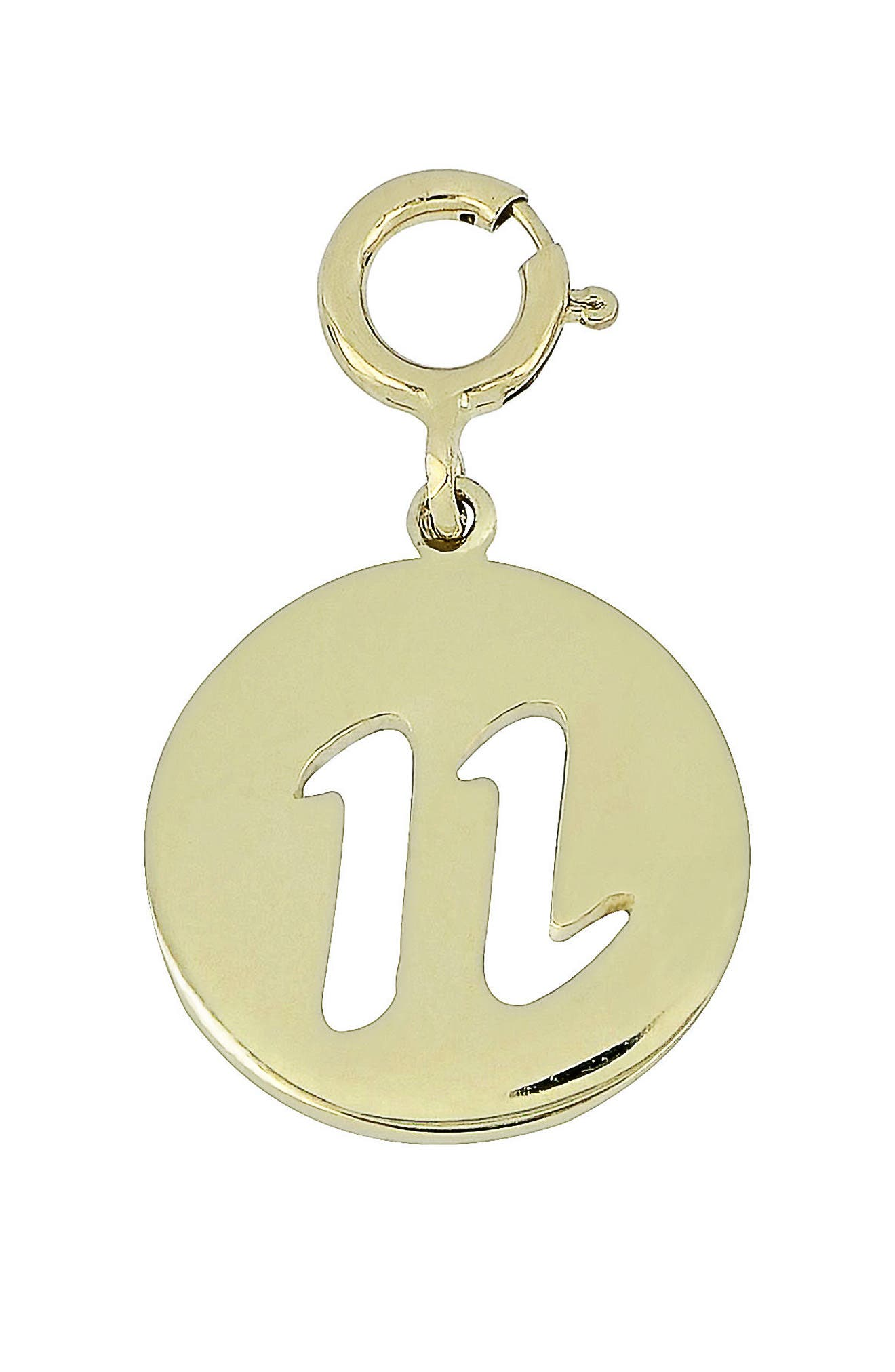 14K Gold Initial Charm (Nordstrom Exclusive)