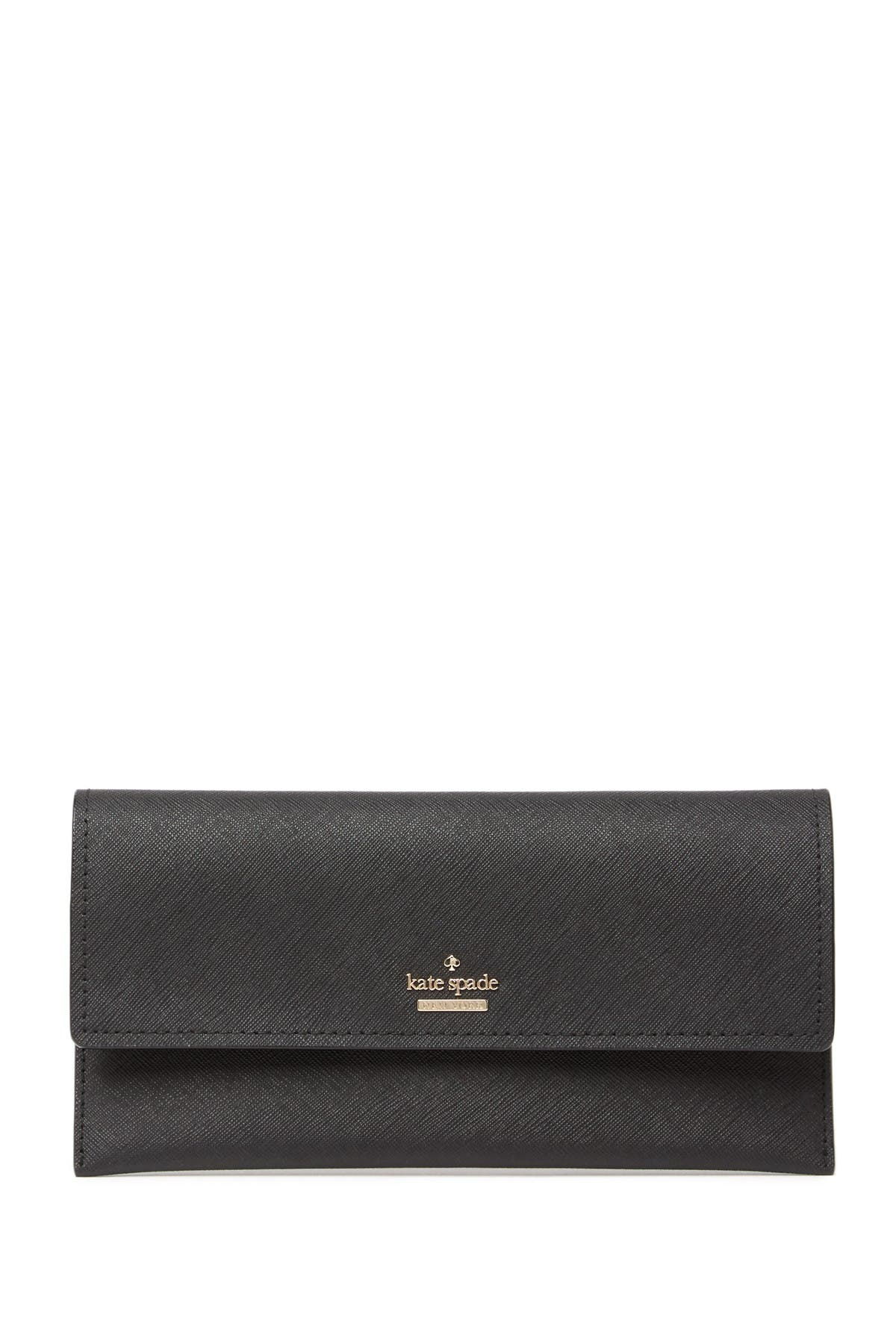 Image of kate spade new york harling leather wallet