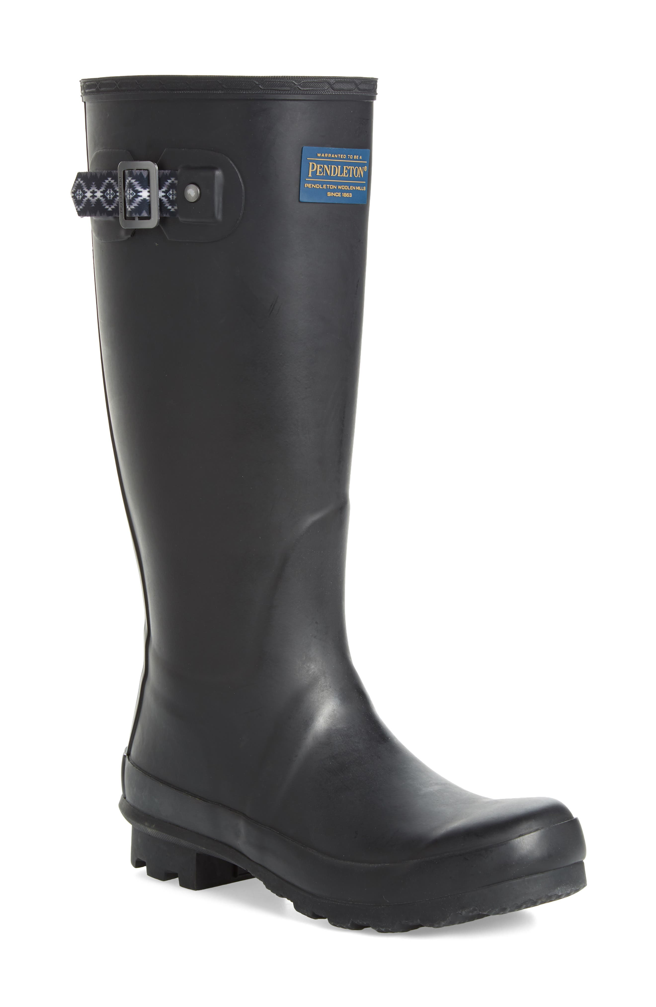 Image of PENDLETON Classic Solid Waterproof Tall Boot