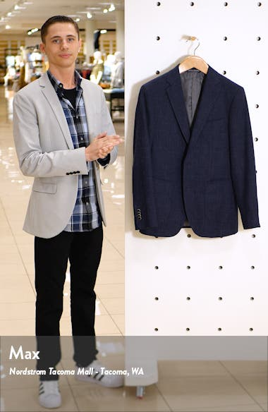 Pickney Regular Fit Sport Coat, sales video thumbnail