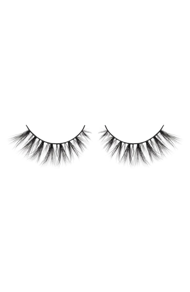 LILLY LASHES Cannes 3D Mink False Lashes, Main, color, NO COLOR