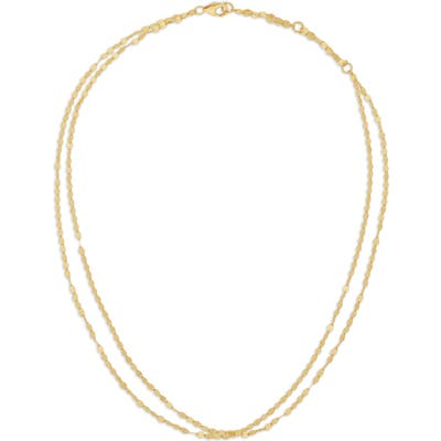 Lana Jewelry Alias Double Blake Short Necklace