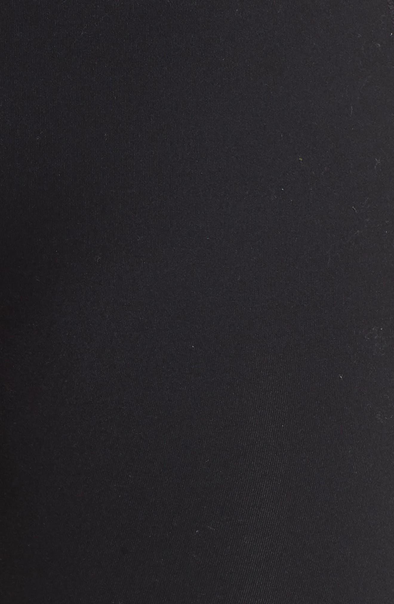 ,                             Urban Achiever High Waist Leggings,                             Alternate thumbnail 12, color,                             BLACK