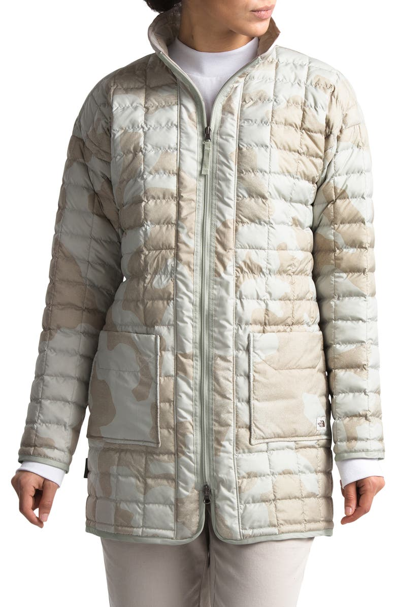 THE NORTH FACE Thermoball<sup>™</sup> Eco Jacket, Main, color, DOVE GREY