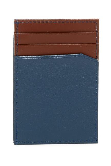 Image of Original Penguin Front Pocket Magnetic Clip Wallet
