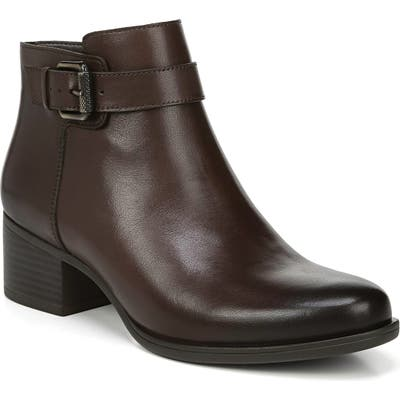 Naturalizer Dora Bootie- Brown