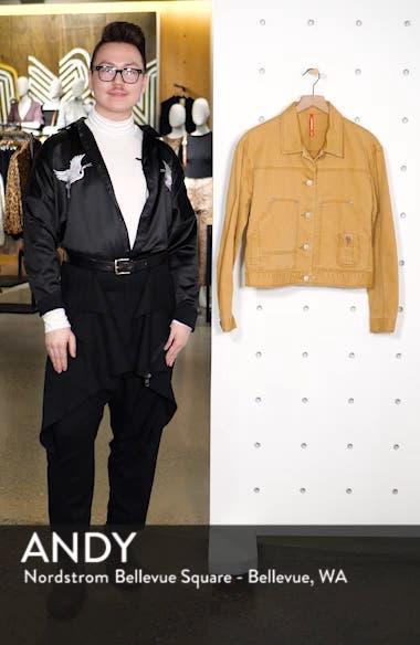 Nattie Workwear Jacket, sales video thumbnail