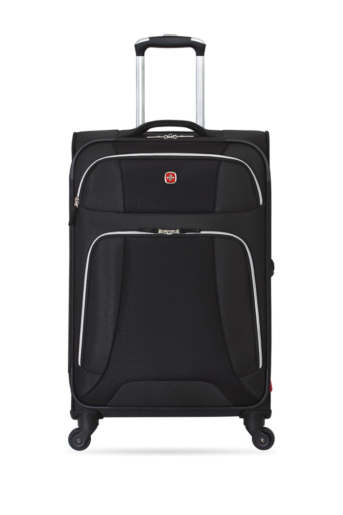 "Image of SwissGear 24.5"" Wenger Monte Leone Spinner Suitcase"