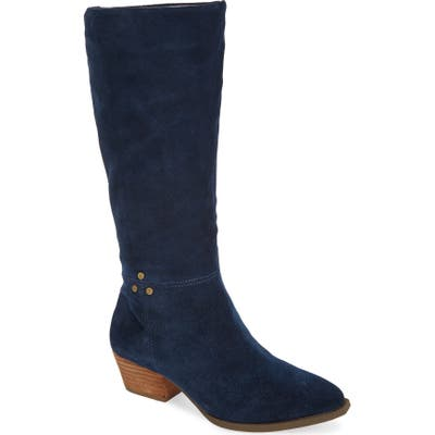 Band Of Gypsies Larkspur Knee High Boot- Blue