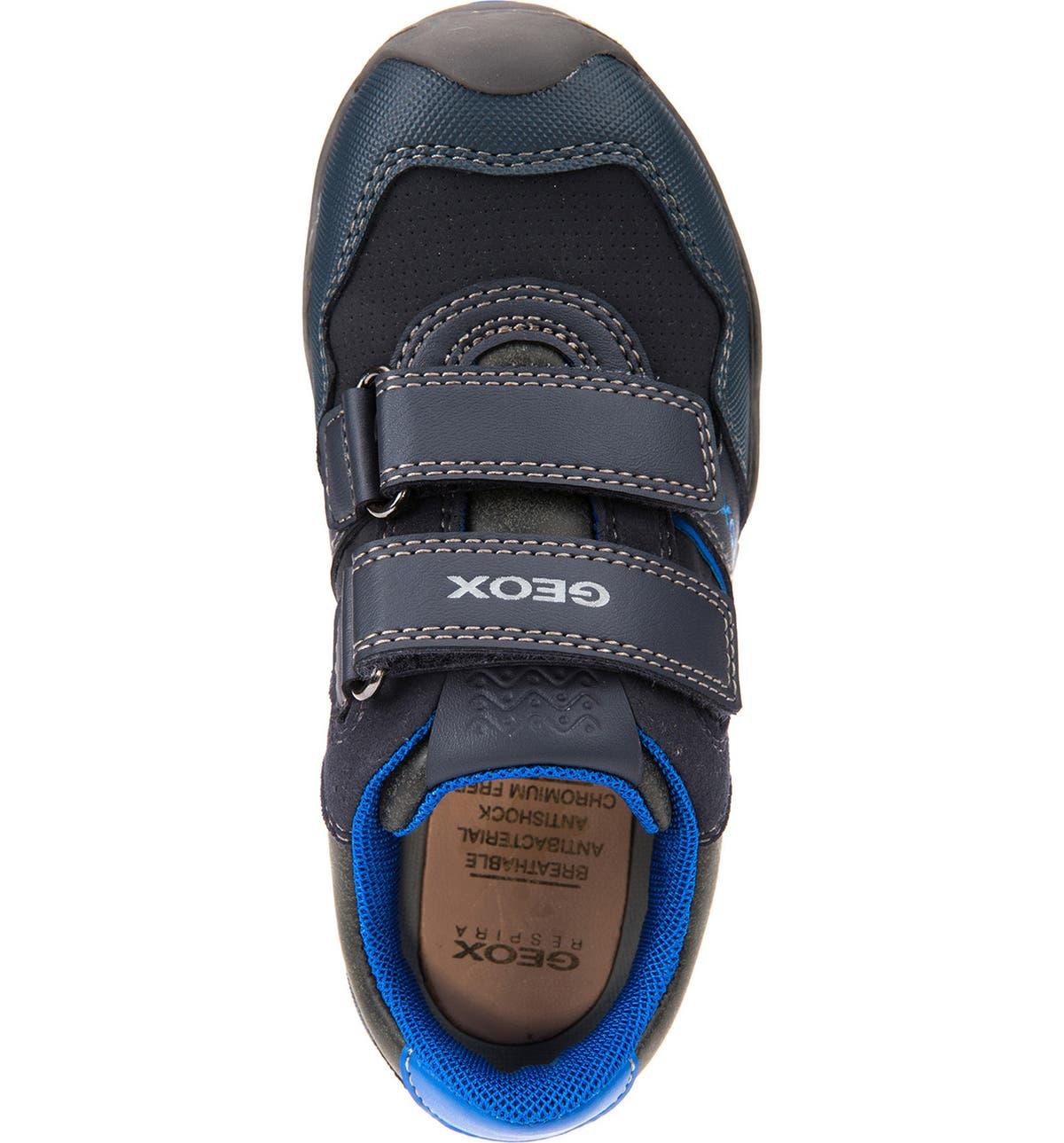 e7b0268b9c Geox Jr Arno 13 Waterproof Sneaker (Toddler, Little Kid & Big Kid) |  Nordstrom