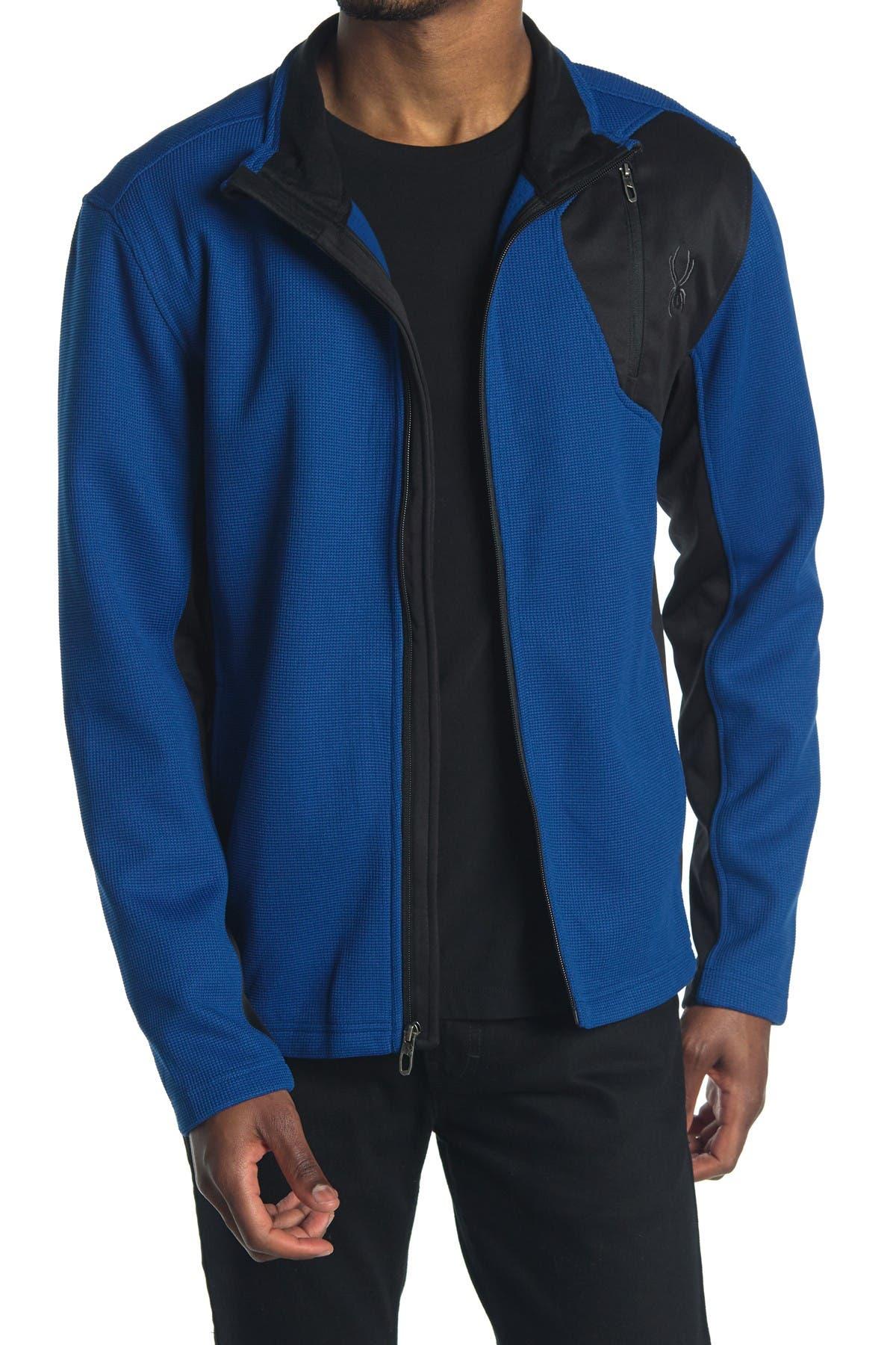 Image of SPYDER Raider Full Zip Front Jacket