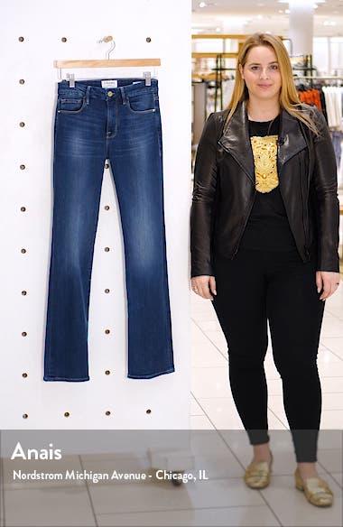 Le Mini Boot High Waist Jeans, sales video thumbnail
