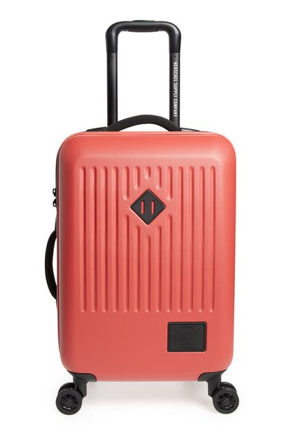 Herschel Supply Co. Shoes SMALL TRADE 23-INCH WHEELED PACKING CASE - RED (NORDSTROM EXCLUSIVE)
