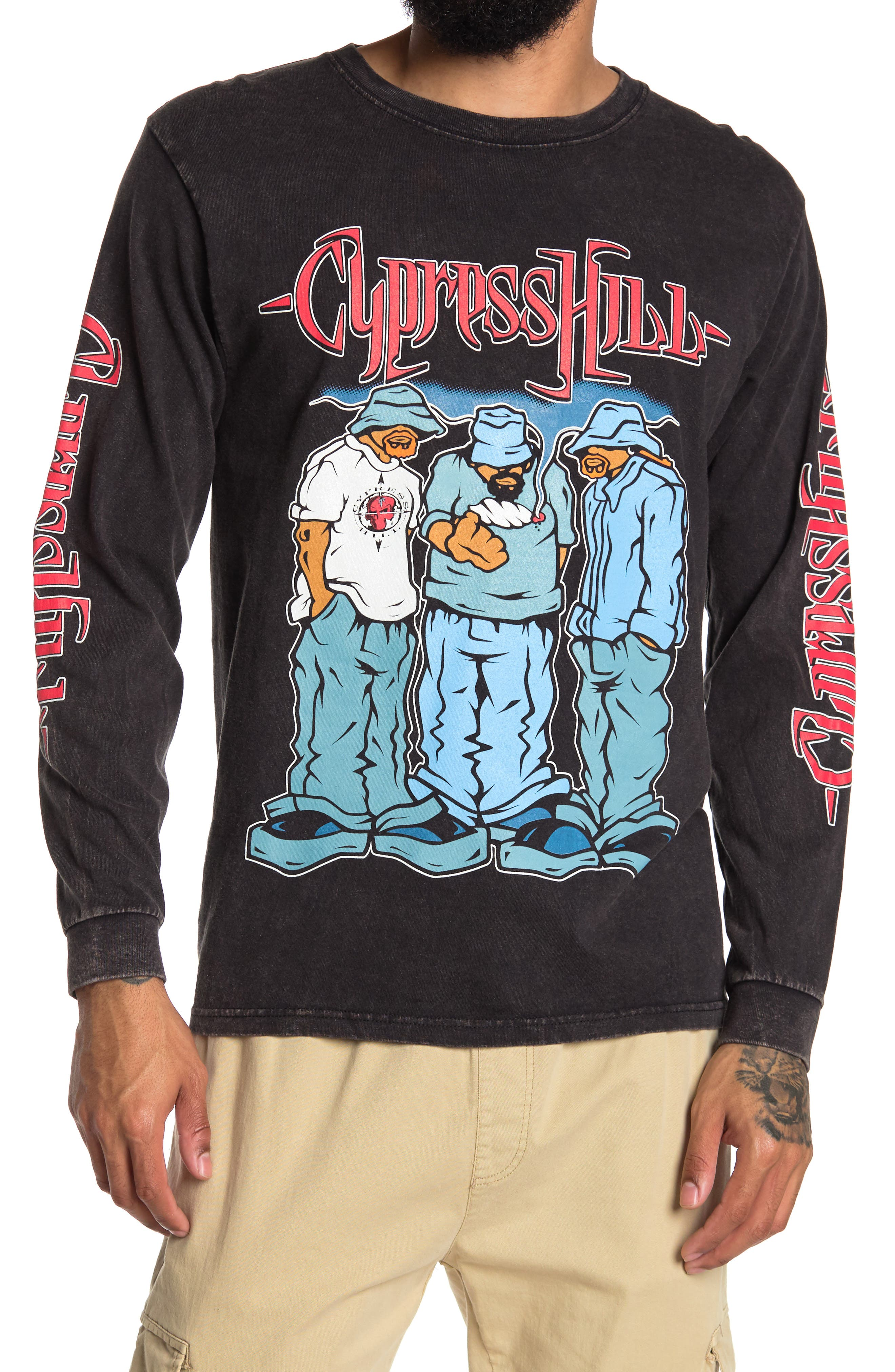 Image of Philcos Cypress Hill Squad Long Sleeve Shirt