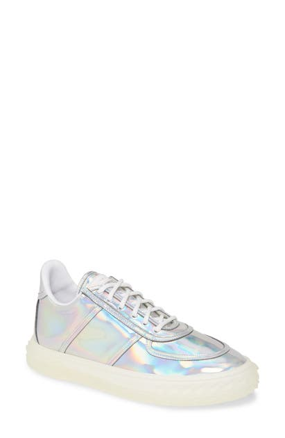 Giuseppe Zanotti Sneakers IRIDESCENT LOW TOP SNEAKER