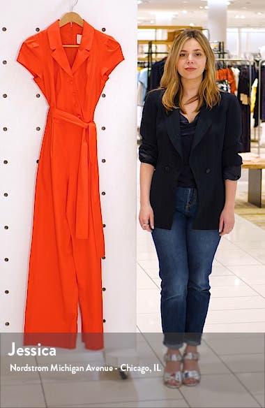 Camille Cotton Jumpsuit, sales video thumbnail