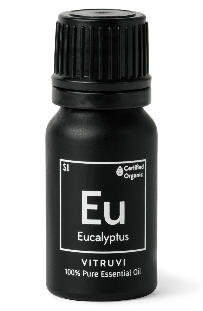 VITRUVI Eucalyptus Essential Oil, Main, color, NONE