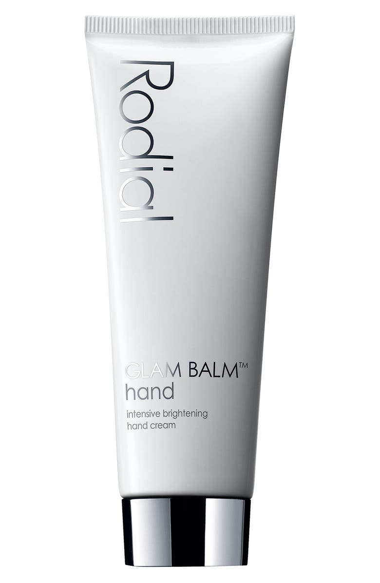 RODIAL 'Glam Balm HAND' Brightening Hand Cream, Main, color, 000
