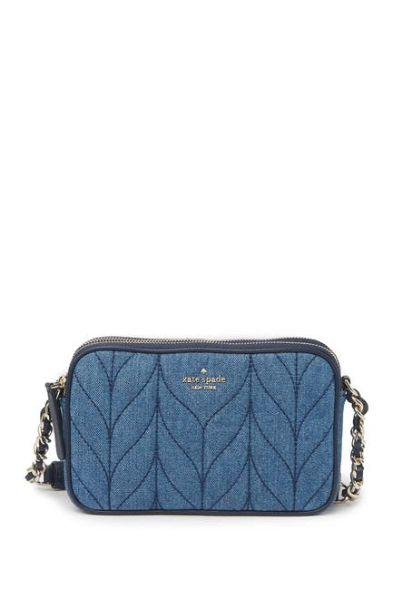 Image of kate spade new york kendall quilted crossbody bag