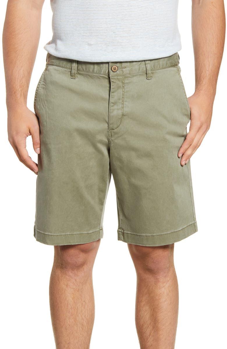 TOMMY BAHAMA Boracay Shorts, Main, color, TEA LEAF