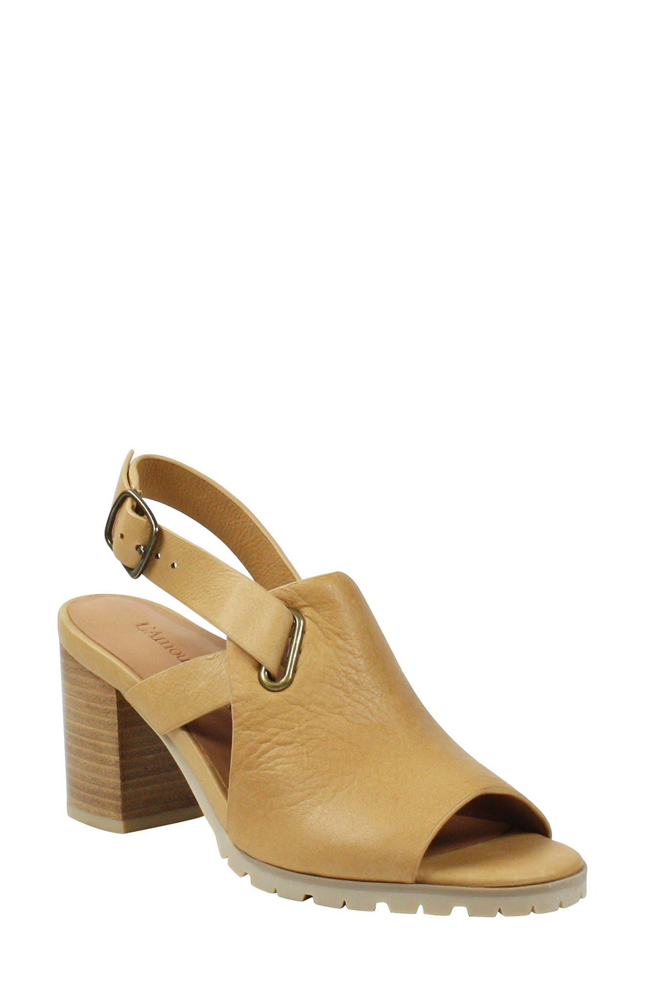 Quenton Slingback Sandal