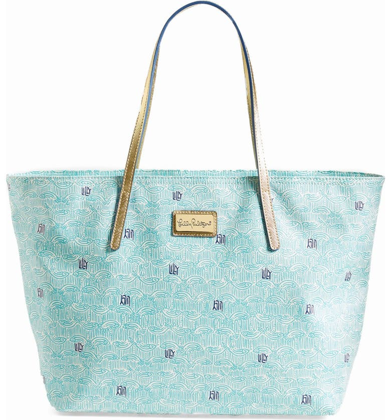 LILLY PULITZER<SUP>®</SUP> 'Resort' Tote, Main, color, 400