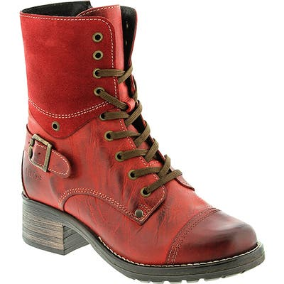 Taos Crave Boot, Red