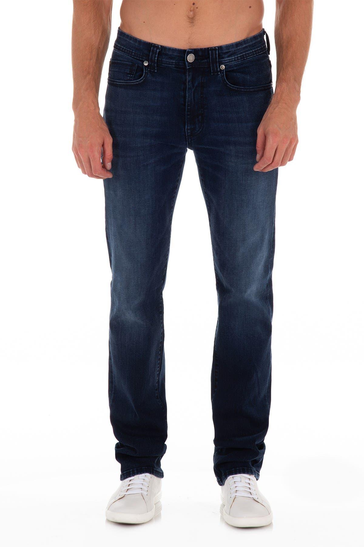 Image of FIDELITY DENIM Jimmy Slim Straight Leg Jeans