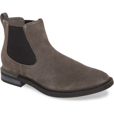 Hush Puppies Davis Chelsea Boot- Grey