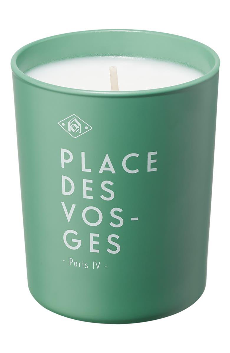 KERZON Place Des Vosges Candle, Main, color, NO COLOR