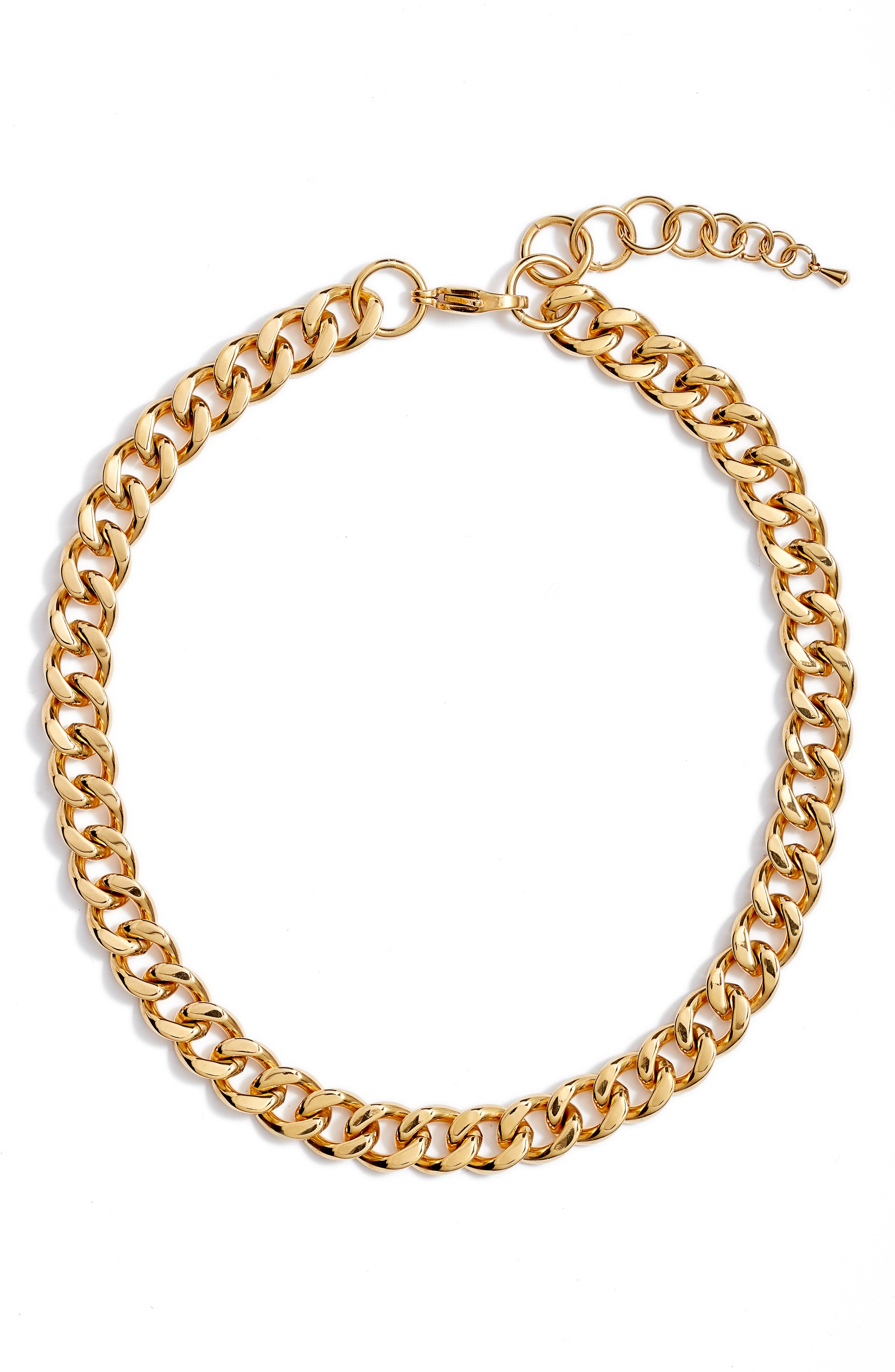 Clyde Chain Necklace