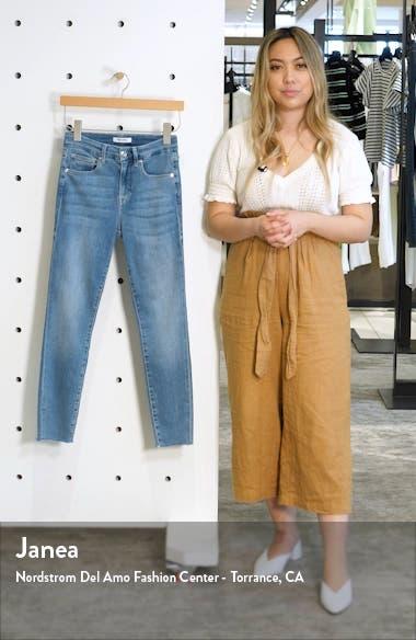 Good Legs Raw Edge Ankle Skinny Jeans, sales video thumbnail