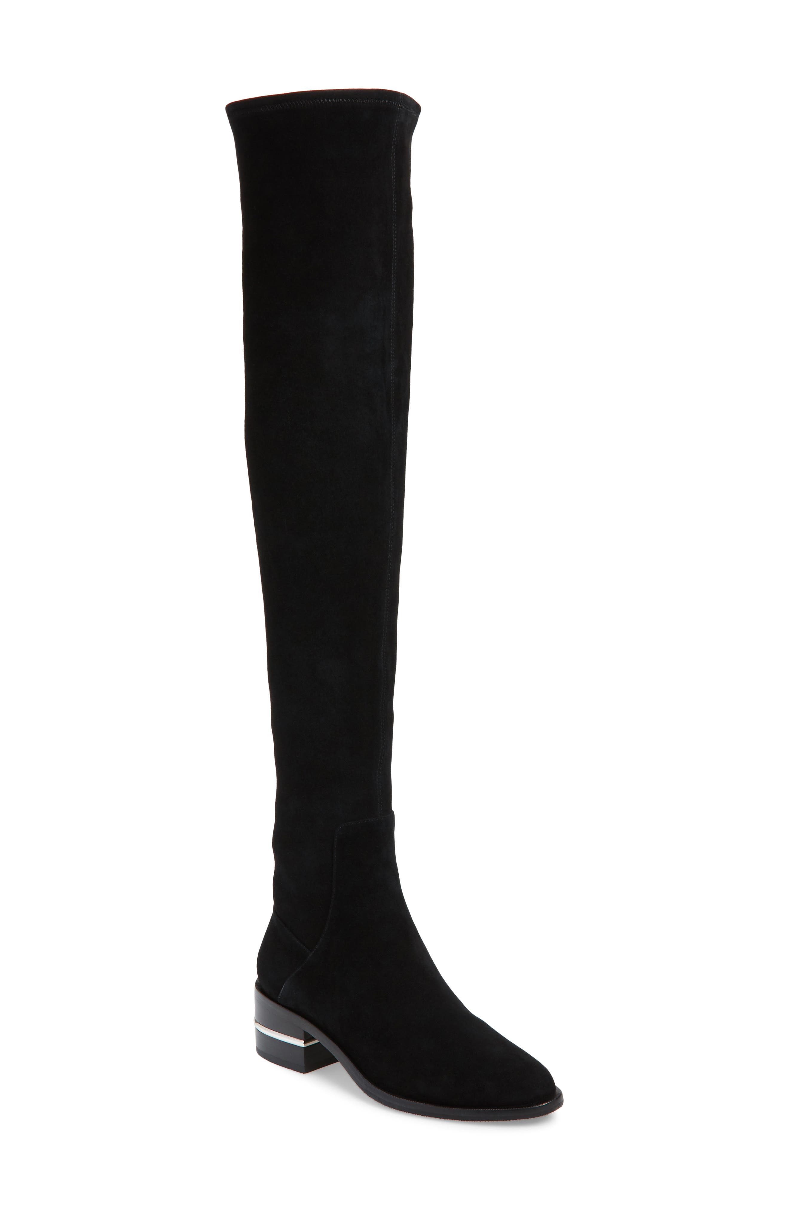PAIGE Jacey Over the Knee Stretch Boot (Women)