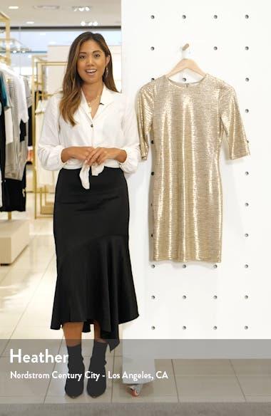Delora Body-Con Dress, sales video thumbnail