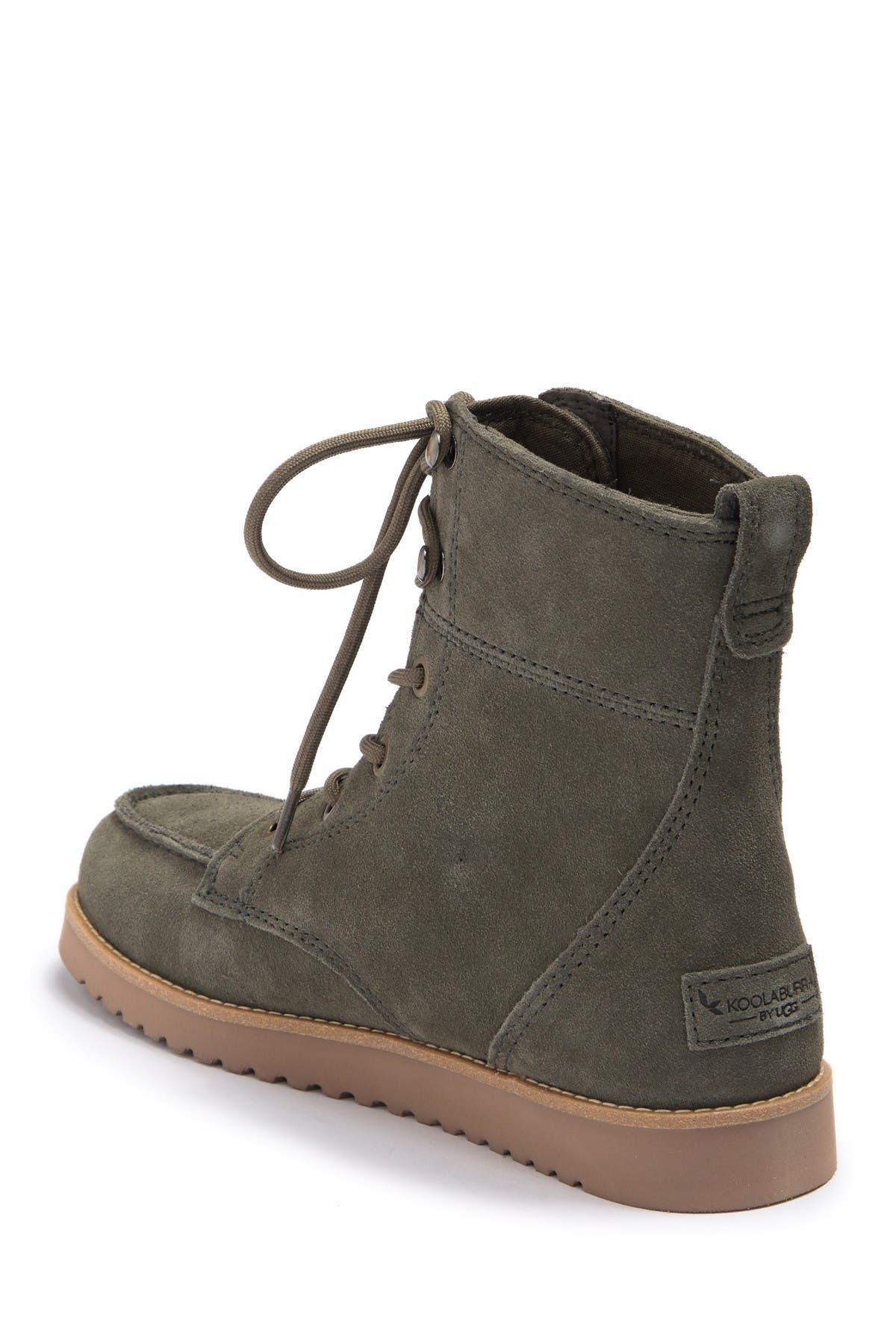 Image of KOOLABURRA BY UGG Neston Suede Lace Up Boot