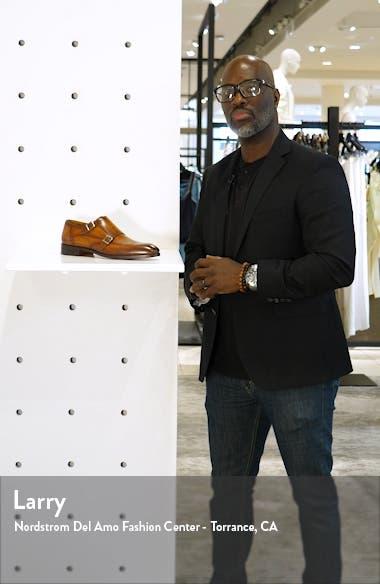 Ryan Double Monk Strap Shoe, sales video thumbnail