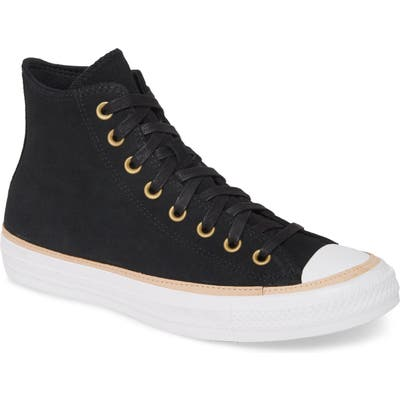Converse Chuck Taylor All Star Hi Sneaker, Black
