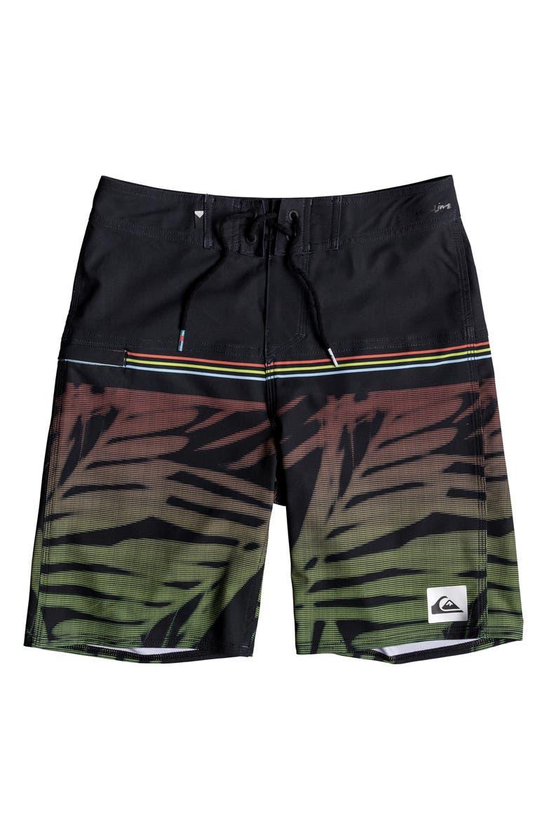QUIKSILVER Highline Zen Board Shorts, Main, color, 002