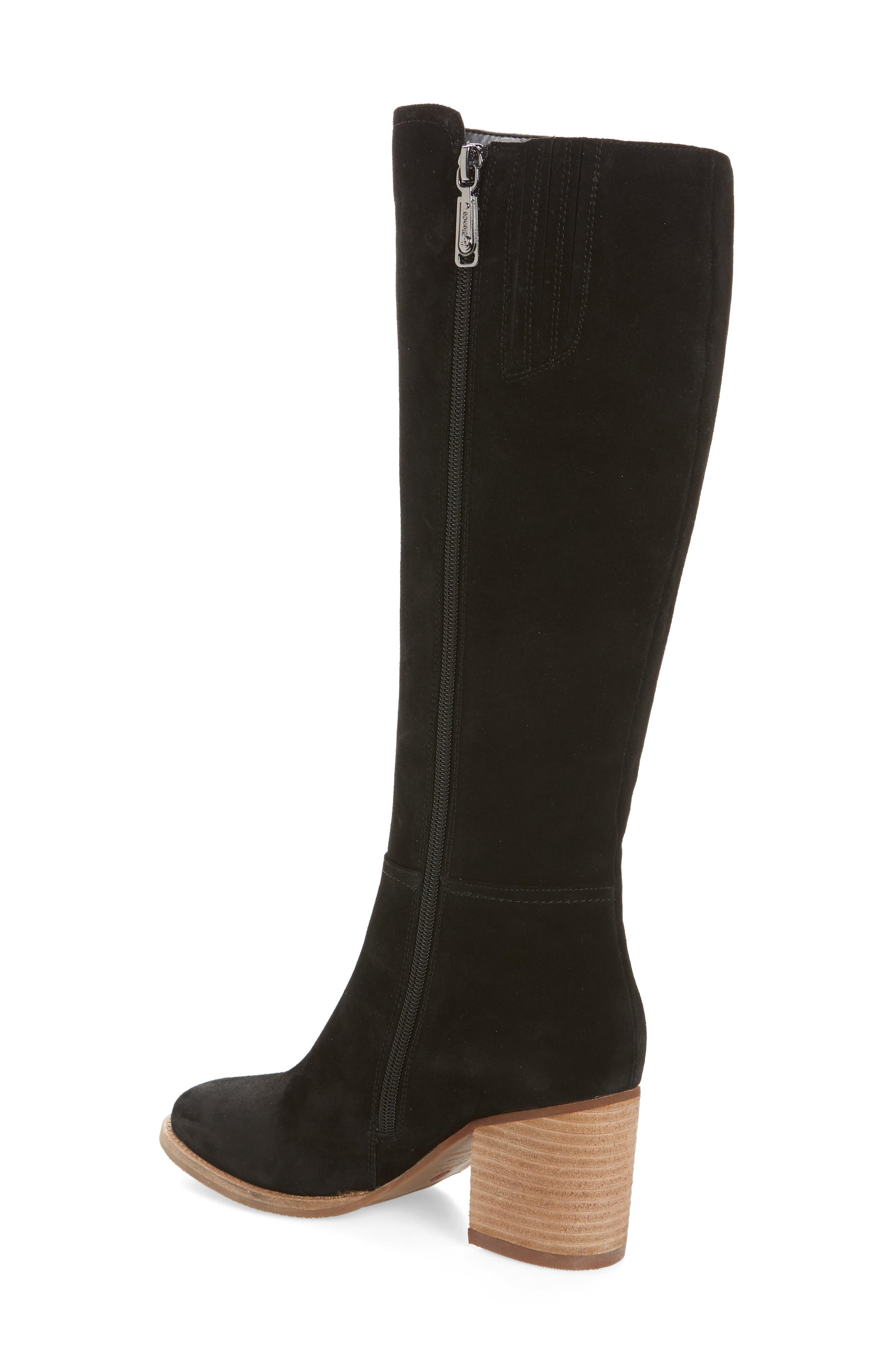 Noreen Waterproof Knee High Boot