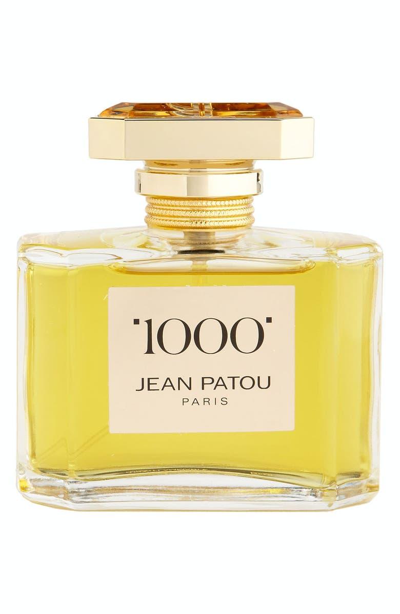JEAN PATOU 1000 by Jean Patou Eau de Parfum Jewel Spray, Main, color, NO COLOR
