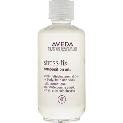 Aveda Stress-Fix Composition Oil(TM) Stress-Relieving Aromatic Oil For Body, Bath & Scalp