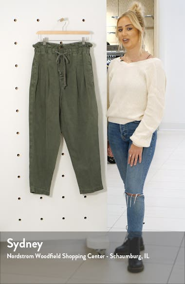 Margate Pleated Trousers, sales video thumbnail
