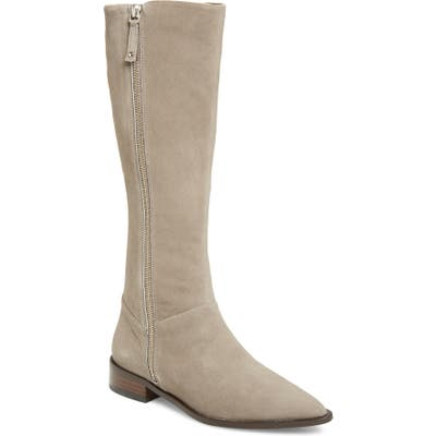 Linea Paolo Jackie Knee-High Boot- Brown