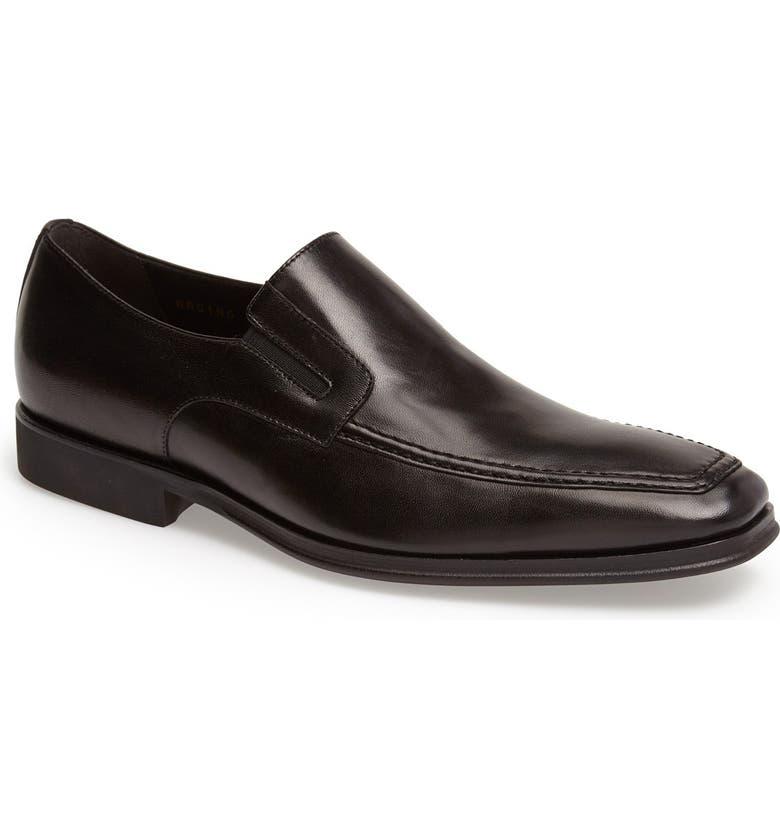BRUNO MAGLI 'Raging' Loafer, Main, color, BLACK