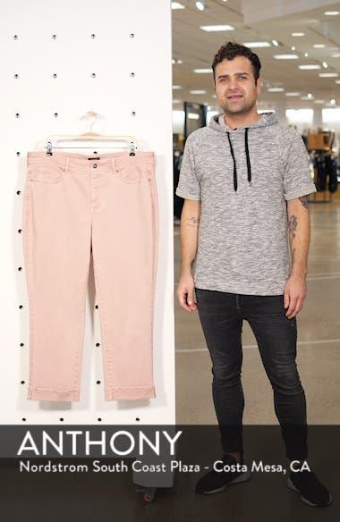 Marilyn Cuff Straight Leg Jeans, sales video thumbnail