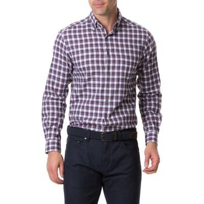 Rodd & Gunn Monaghan Regular Fit Check Flannel Button-Up Shirt