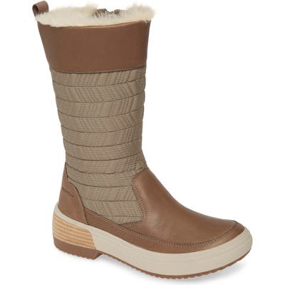 Merrell Haven Polar Waterproof Boot- Beige