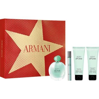 Acqua Di Gioia Eau De Parfum Set ($163 Value)